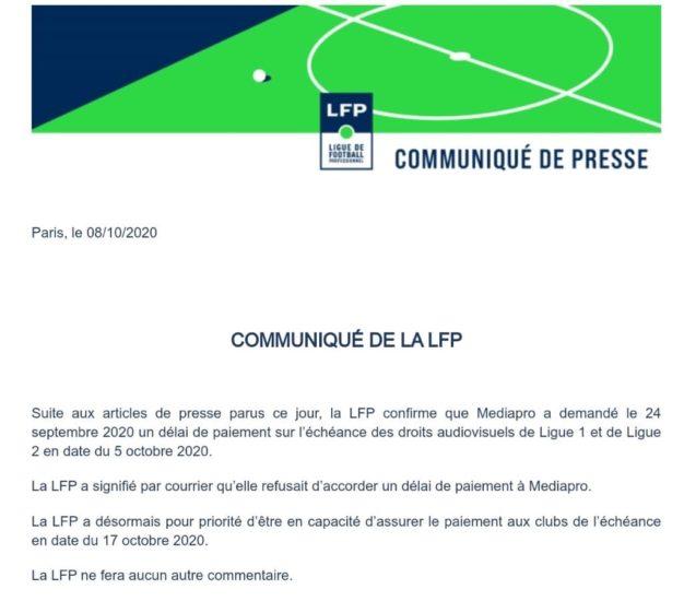 Les clubs français en danger ? Vincent Labrune prend la parole