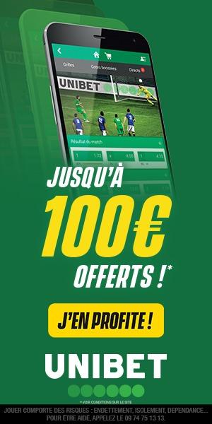offre Unibet avec Paris United